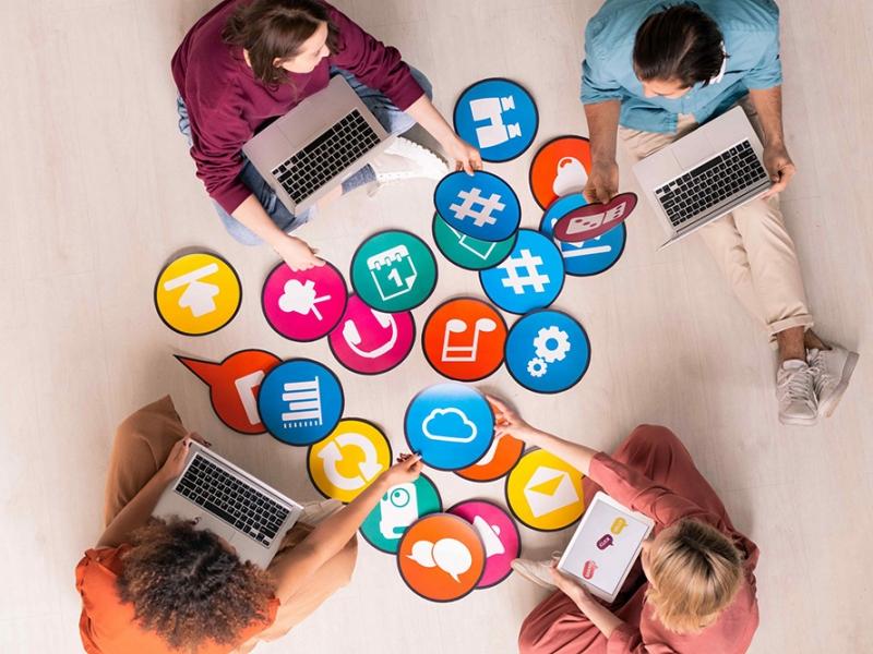 Comunicação Visual – Conheça algumas tendências 2021